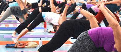 Brisbane Yoga Day