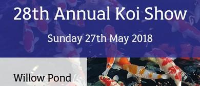 Annual Koi Show 2018