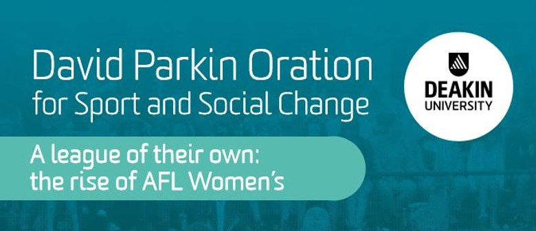 2018 David Parkin Oration for Sport and Social Change