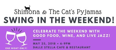 Shimona & The Cat's Pyjamas – Swing In The Weekend
