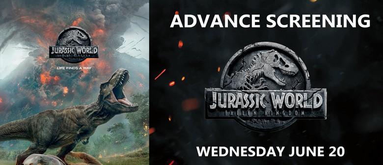 Advanced Screening Jurassic World – Fallen Kingdom