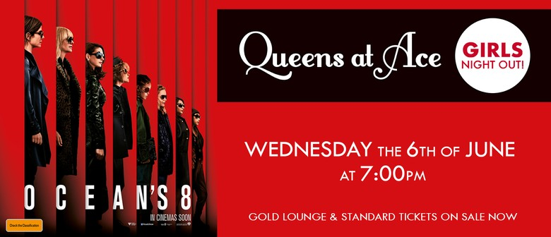 Advanced Screening of Oceans 8