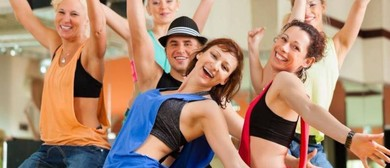 BoogieFit Solo Latin Dance – Open Level Class
