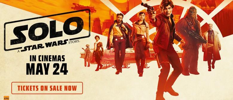 Midnight Screening – Solo: A Star Wars Story