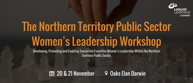 Northern Territory Public Sector Women's Leadership Workshop