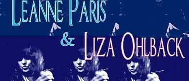 Leanne Paris & Liza Ohlback