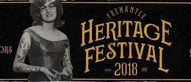 Fremantle's 2018 Heritage Festival