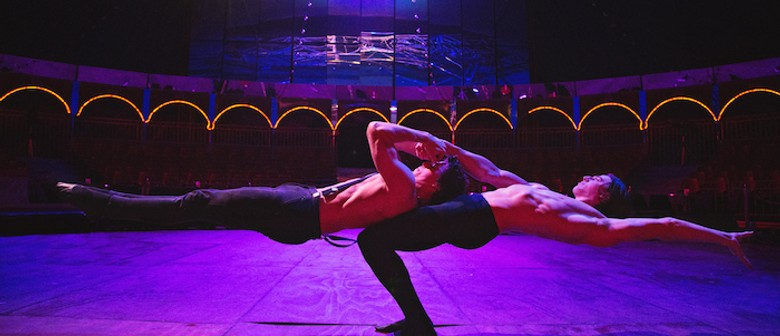Infamous – A Cabaret Cirque Sensation