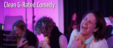 Comedy Hypnotist Show With Gerard V