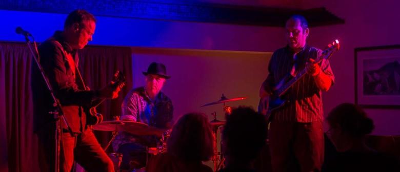 The Shane Pacey Trio