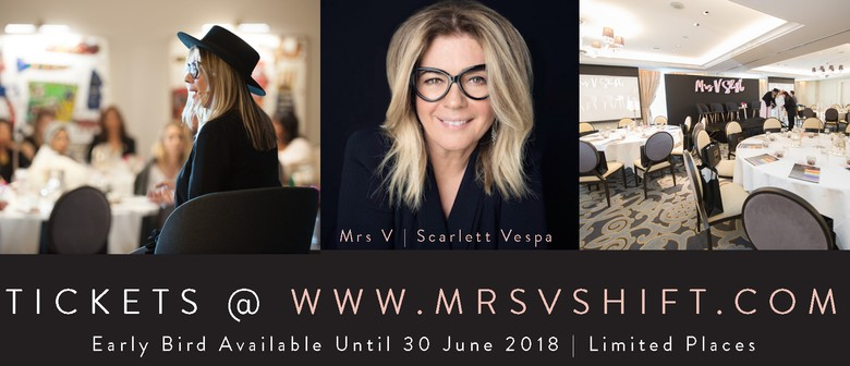 Mrs V Shift for Women