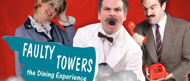 Faulty Towers the Dining Experience: SOLD OUT