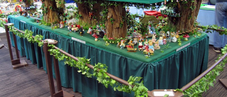 Dolls, Bears, Toys & Collectibles Fair