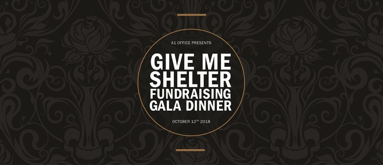 Give Me Shelter Fundraising Gala Dinner