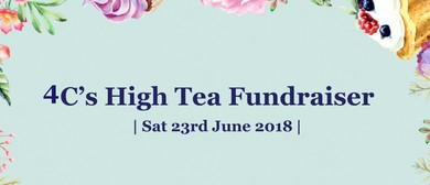 4C's High Tea Fundraiser