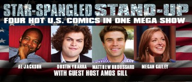 Star-Spangled Stand-Up