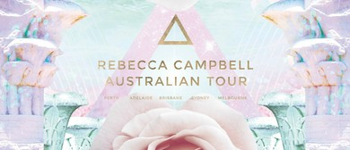 Rebecca Campbell's Work Your Light Australian Tour
