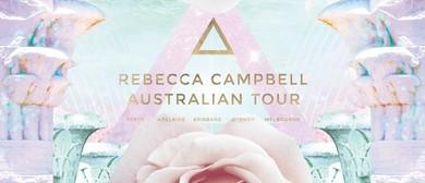 Rebecca Campbell's Work Your Light Australian Tour