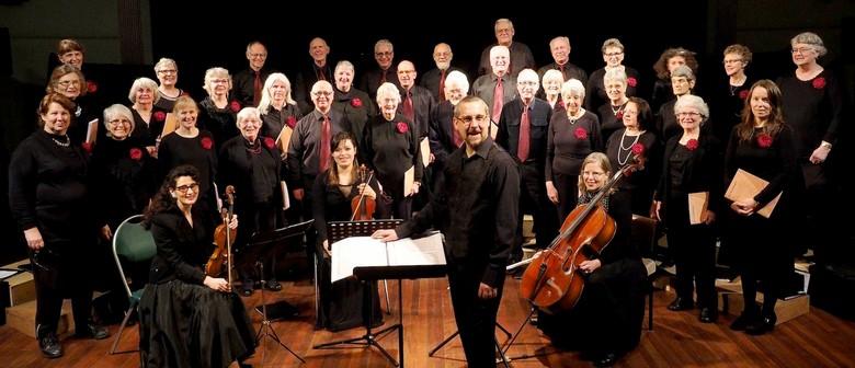 The Seasons – Haydn – The Phoenix Choir Blue Mountains