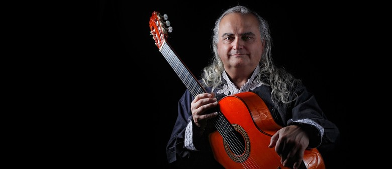 Thomas Lorenzo Flamenco Guitar Celebration Tour