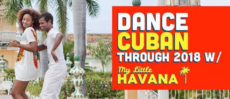 New Term 4 Cuban Salsa Level 1