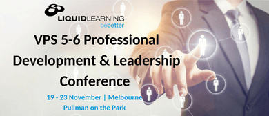 VPS 5–6 Professional Development & Leadership Conference
