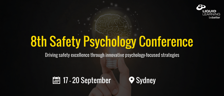 8th Safety Psychology Conference