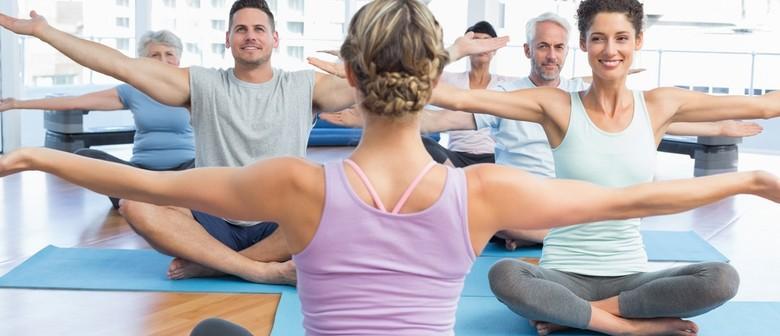 Meditative Pilates: Beginners 5-Week Mat Course