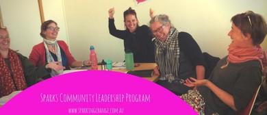 Sparks Community Leadership Program