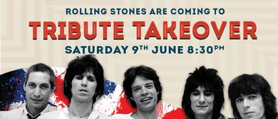 Rolling Stones & New Wave Tribute Takeover