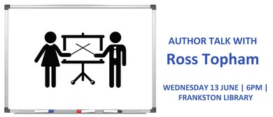 Author Talk with Ross Topham