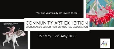 Community Art Exhibition