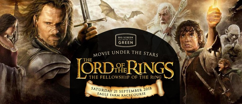 Lord of The Rings – Big Screen On the Green