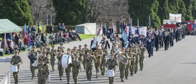 Reserve Forces Day Parade & Commemorative Service