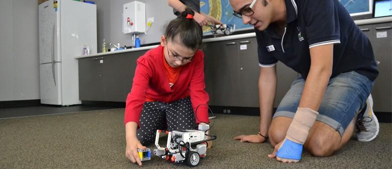 Lego Robotics 2 With Fizzics