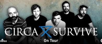 Circa Survive Australian Tour