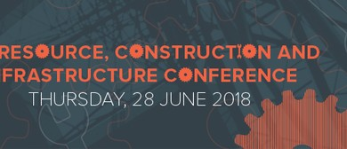CCI Resource and Construction Conference 2018