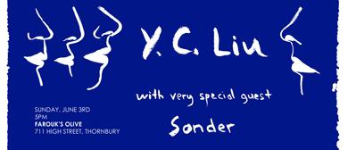 Y.C. Liu with Sonder