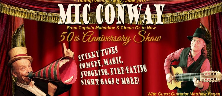 Mic Conway's National Tour