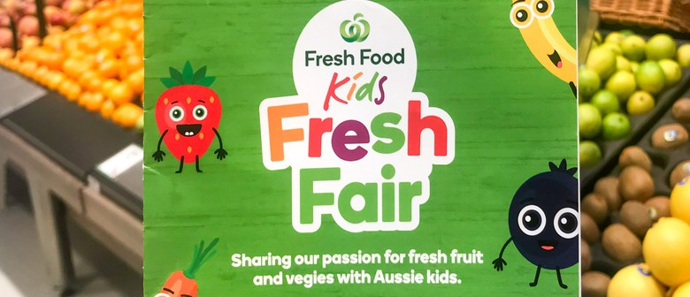 Woolworths Inaugural Fresh Food Kids Fresh Fair