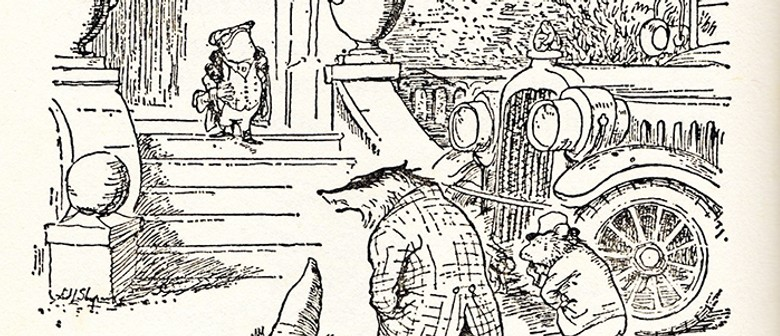 The Wind In the Willows – 110th Anniversary