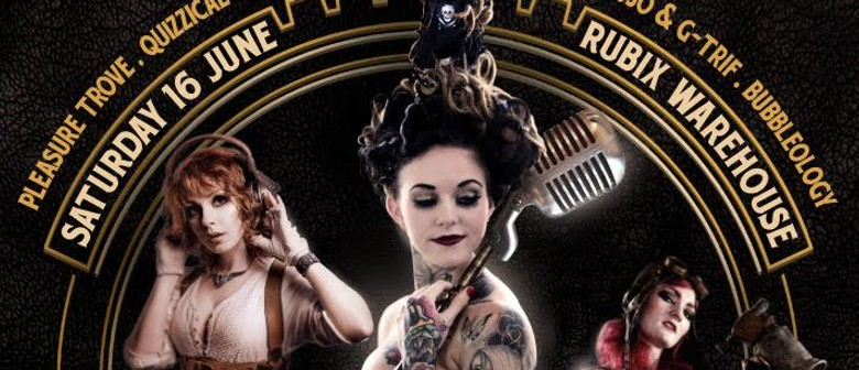 Dirty Love Songs – Autumnal Steamphunk Soiree