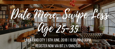 Date More, Swipe Less Age 25–35