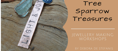 Jewellery Making Workshops – Stamping