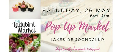 Pop Up Market – Perth Handmade & Designed