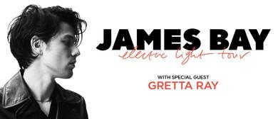 James Bay – Electric Light Tour