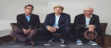Jake Mason Trio: Stranger In the Mirror Album Launch
