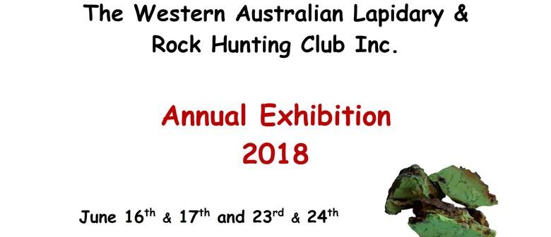 WA Lapidary & Rock Hunting Club Annual Exhibition