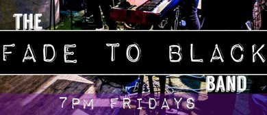Feel Good Fridays With Fade to Black