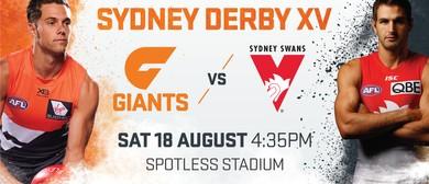 Giants V Sydney Swans
